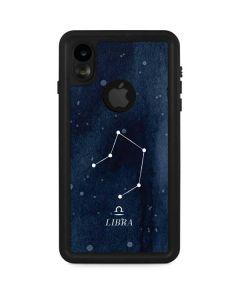 Libra Constellation iPhone XR Waterproof Case