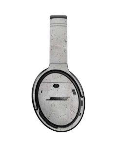 Light Grey Concrete Bose QuietComfort 35 II Headphones Skin