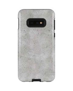 Light Grey Concrete Galaxy S10e Pro Case