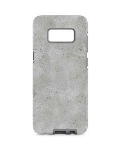 Light Grey Concrete Galaxy S8 Pro Case