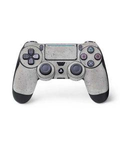 Light Grey Concrete PS4 Pro/Slim Controller Skin