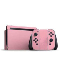 Light Pink Nintendo Switch Bundle Skin
