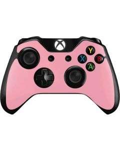 Light Pink Xbox One Controller Skin