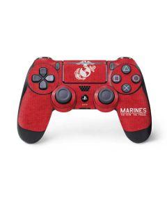 Light Red Eagle PS4 Pro/Slim Controller Skin