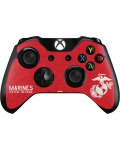 Light Red Eagle Xbox One Controller Skin