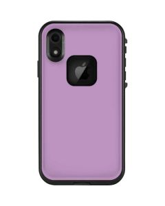 Lilac LifeProof Fre iPhone Skin