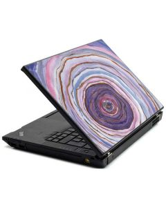 Lilac Watercolor Geode Lenovo T420 Skin