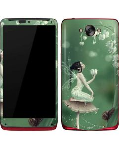Lily of the Valley Motorola Droid Skin