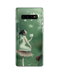 Lily of the Valley Galaxy S10 Plus Skin