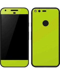Lime Google Pixel Skin