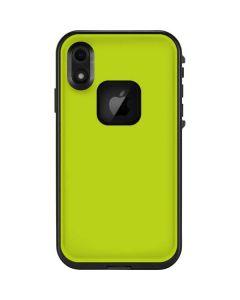 Lime LifeProof Fre iPhone Skin