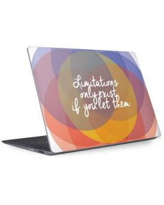 Limitations Only Exist If You Let Them Surface Laptop 2 Skin