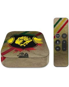Lion of Judah Shield Apple TV Skin