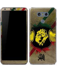 Lion of Judah Shield LG G6 Skin