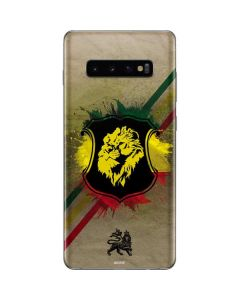 Lion of Judah Shield Galaxy S10 Plus Skin