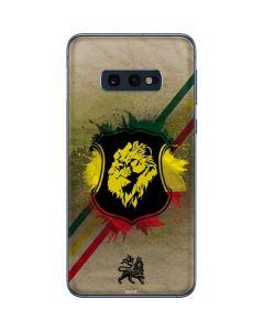 Lion of Judah Shield Galaxy S10e Skin