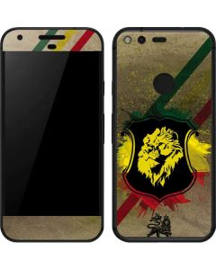 Lion of Judah Shield Google Pixel Skin