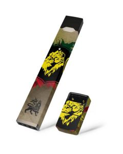 Lion of Judah Shield Juul E-Cigarette Skin