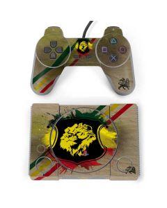 Lion of Judah Shield PlayStation Classic Bundle Skin