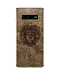 Lionheart Galaxy S10 Plus Skin