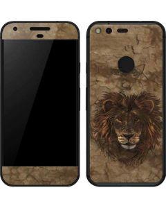 Lionheart Google Pixel Skin