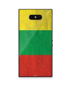 Lithuania Flag Distressed Razer Phone 2 Skin