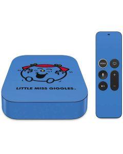 Little Miss Giggles Apple TV Skin