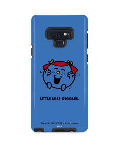 Little Miss Giggles Galaxy Note 9 Pro Case