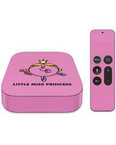 Little Miss Princess Apple TV Skin