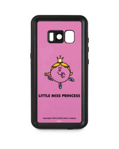 Little Miss Princess Galaxy S8 Plus Waterproof Case