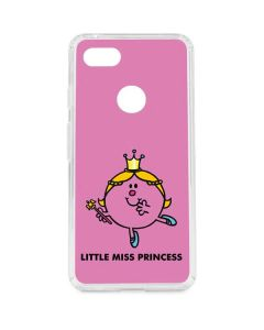 Little Miss Princess Google Pixel 3 XL Clear Case