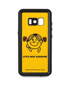 Little Miss Sunshine Galaxy S8 Waterproof Case