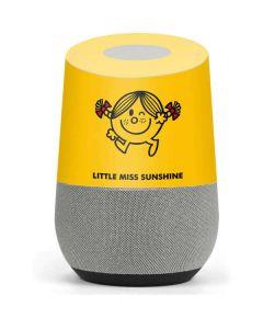 Little Miss Sunshine Google Home Skin