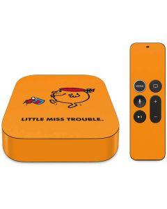 Little Miss Trouble Apple TV Skin