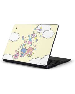 Little Twin Stars Floating Samsung Chromebook Skin