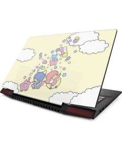 Little Twin Stars Floating Lenovo Ideapad Skin