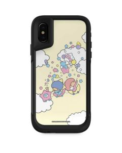 Little Twin Stars Floating Otterbox Pursuit iPhone Skin
