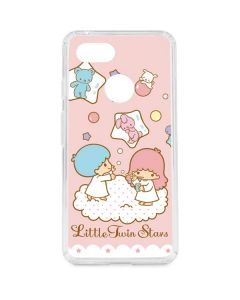 Little Twin Stars Google Pixel 3 Clear Case
