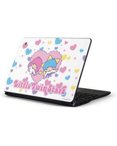 Little Twin Stars Hearts Samsung Chromebook Skin