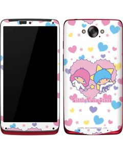 Little Twin Stars Hearts Motorola Droid Skin