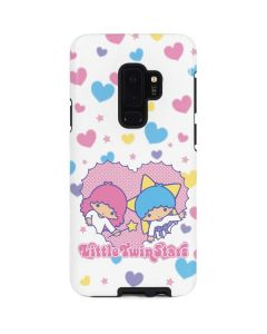 Little Twin Stars Hearts Galaxy S9 Plus Pro Case