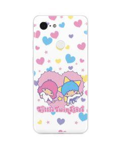 Little Twin Stars Hearts Google Pixel 3 Skin