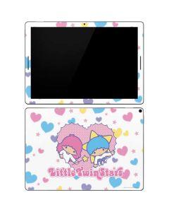 Little Twin Stars Hearts Google Pixel Slate Skin