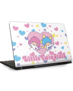 Little Twin Stars Hearts Dell Inspiron Skin