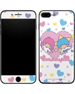 Little Twin Stars Hearts iPhone 8 Plus Skin