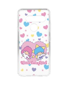 Little Twin Stars Hearts LG V40 ThinQ Clear Case