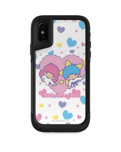 Little Twin Stars Hearts Otterbox Pursuit iPhone Skin