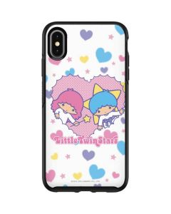 Little Twin Stars Hearts Otterbox Symmetry iPhone Skin