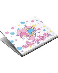 Little Twin Stars Hearts Surface Book Skin