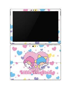 Little Twin Stars Hearts Surface Pro 6 Skin